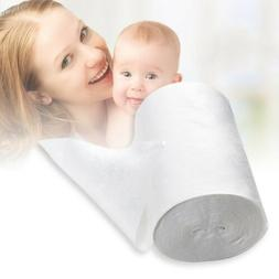 100Sheets/1Roll For Baby Flushable Disposable Cloth Nappy Di