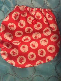 12 Buttons Cloth Diaper Covers to choose from!! Rosebud,char