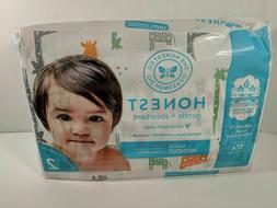 NEW The Honest Company Gentle Diapers, Size 2, 64 ct, Panda