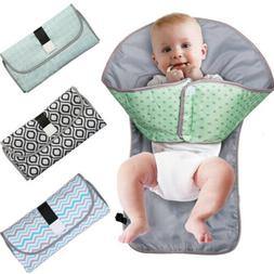 3-in-1 Multifunctional Portable Infant Baby Foldable Urine M