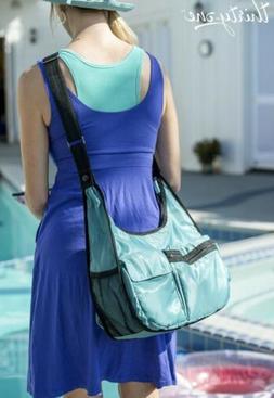 Thirty-One 31 Explorista Crossbody Bag Shoulder Purse Diaper