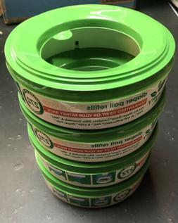 4-pack Nursery Fresh Diaper Pail Refills