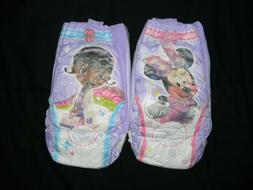 4 Huggies Pull-ups 4t-5t Size 4t-5t made to fit 32 in waist