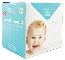 Bumkins Flushable Biodegradable Cloth Diaper Liner, Neutral,