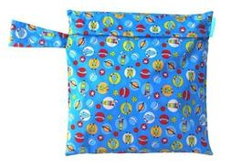 Charlie Banana Washable Diaper Tote Wet Bag
