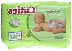 Cuties Premium Baby Diapers, Size 2, Pk/42
