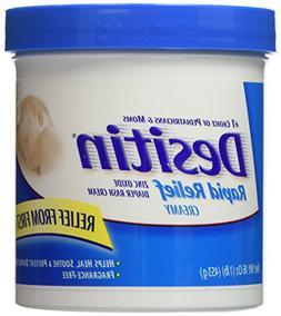 Desitin - Creamy Diaper Rash Ointment, 16 oz