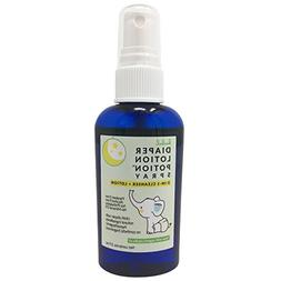 Diaper Lotion Potion - All Natural Diaper Rash Guard for You