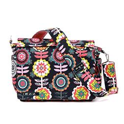 Ju-Ju-Be Classic Collection Better Be Messenger Diaper Bag,