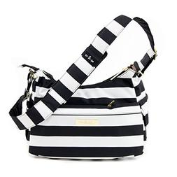 JuJuBe HoboBe Purse Diaper Bag, Legacy Collection - The Firs