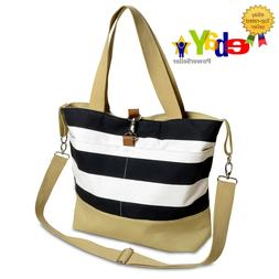 Laiya Deluxe, Easy-to-carry, Fashion Diaper Bag Shoulder Tot