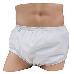 LeakMaster - Adult PUL Waterproof Pants- Comfortable, Quiet