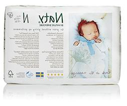 Naty by Nature Babycare Eco-Friendly Premium Disposable Diap
