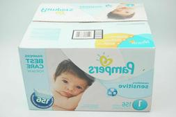 Pampers Swaddlers Sensitive Disposable Baby Diapers Size 4,