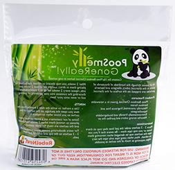 PooSmelly GoneReally! - Moso Bamboo Charcoal Diaper Pail Deo