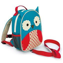 Skip Hop Zoo Little Kid and Toddler Safety Harness Backpack,