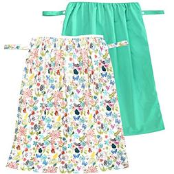 Wegreeco Reusable Diaper Pail Liner for Cloth Diaper,Laundry