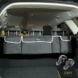 YoGi Prime Trunk and Backseat car Organizer, Trunk Storage O