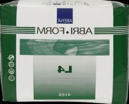 Abena 4168 Abri-form L4 X-Plus Absorbent Adult Brief Diaper