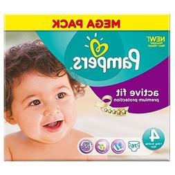 Pampers Active Fit Size 4 Maxi 7-18kg