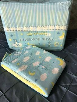 Adult Diaper Sample - LittleForBig Little Dreamers - Medium