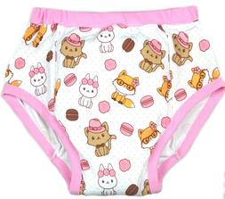 adult Fox,Cat & Bunnies  training diaper incontinence pants