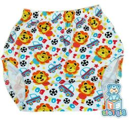 Adult size Baby Lions diaper cover