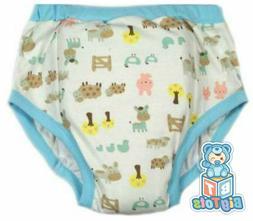 Adult training pant Farm Animals print diaper incontinence p