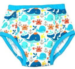 adult Whales & Sea Life training diaper incontinence pants a