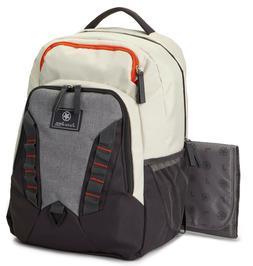 Jeep Adventurers Charging Baby Diaper Bag Backpack w/ Power