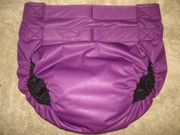 Dependeco All In One adult cloth diaper S/M/L/XL ,disability