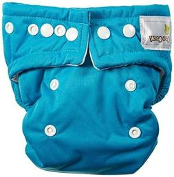 OsoCozy All-In-One Cloth Diaper Size 1 Unbleached