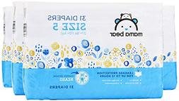 Amazon Brand - Mama Bear Diapers Size 5, 124 Count, Bears Pr