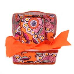 Antique Inspired Orange 3 Piece Set Baby Basket