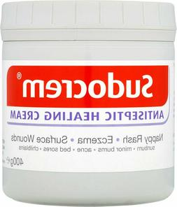 Sudocrem Antiseptic Healing Cream 400g - Free shipping FROM