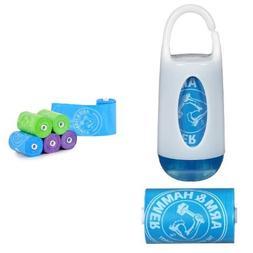 Munchkin Arm and Hammer Diaper Bag Dispenser, Colors May Var