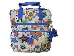 Kipling AUDRIE PRT BABY DIAPER Tote Bag Backpack - MYSTIC SU