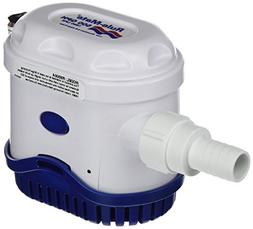 Rule Automated Bilge Pump 500 Gph 12 V 3 A 3/4 In. Discharge