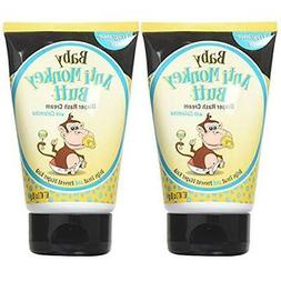 Baby Anti-Monkey Butt Diaper Rash Cream 3oz - 2 Pack Size: 2