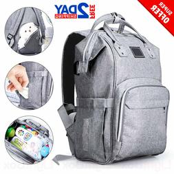 Baby Diaper Bag Maternity Women Backpack  Mummy Travel Feedi