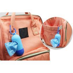 Baby diaper bag portable disposable fashion nappy garbage ba
