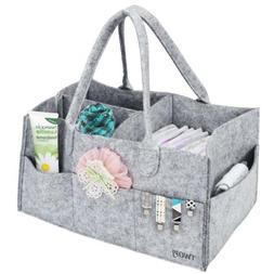 Baby Diaper Caddy Bag Storage BasketShower Gift Basket Baby