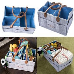Care Mart Baby Diaper Caddy Organizer Basket For Boys & Girl