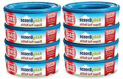 BabyBreeze Diaper Pail Refills Bags for Diaper Genie - 2240