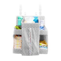 Baby Diaper Nursery Organizer   Hanging Baby Essentials   Re