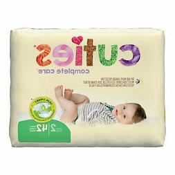 Cuties Baby Diaper Size 2 12 to 18 lbs. CR2001 168 /Case