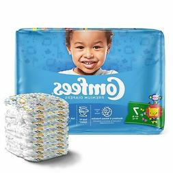 Comfees Baby Diaper Size 7 Over 41 lbs. CMF-7 80 Ct