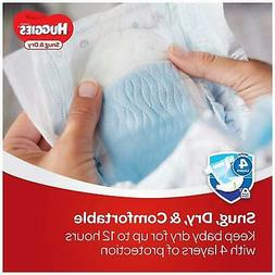 Baby Diapers Dry Huggies Snug Disposable Diapers Size 1 2 3