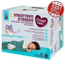 Baby Diapers Overnight Leakage Protection Parent's Choice Br