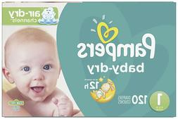 Pampers Baby Dry Diapers Super Pack -